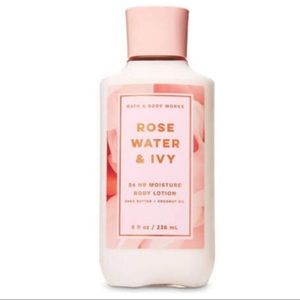 3 for $35 ROSE WATER & IVY • 24hr Moisture…